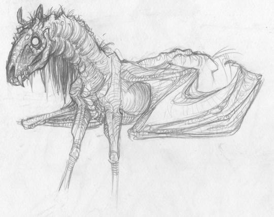Mes animaux et chevaux fantastiques - Dessin animaux fantastiques ...
